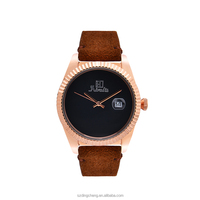 Genuine Leather Strap 3atm Water Resistant
