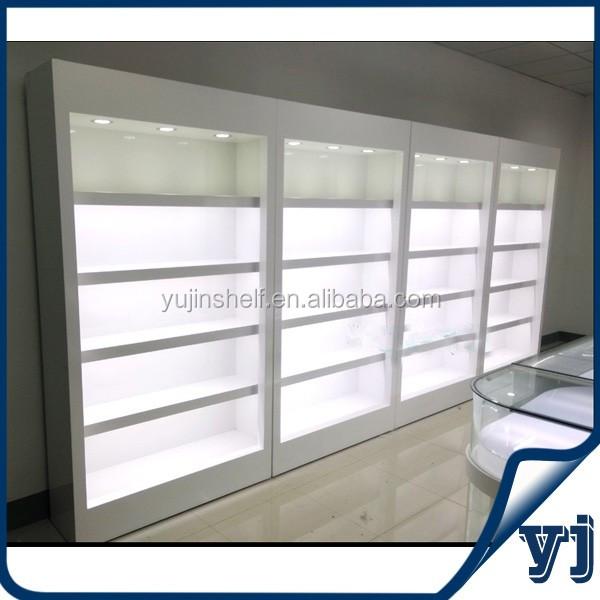 Modern Eyeglass Display Showcase / Optical Shop Display ...