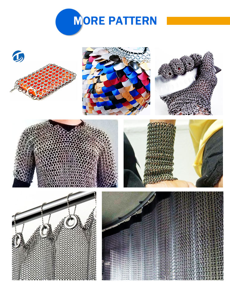Low price useful Chain Mail Manufacturer