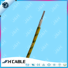 VDE Approved Silicone Fiberglass Braided Wire H05SJ-K