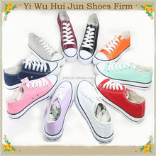 2016 Factory Direct Wholesale Cheap Fashion Style Canvas Shoes All Star Canvas Shoes