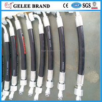 Gelee brand hydraulic hose pipe made in China