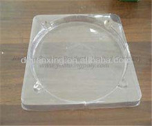 Plastic cd card blister packaging