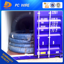 China supplier about top quality pc wire post-tensioning technology in various shapes