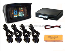 Universal VFD Anti-collision Car Parking Systemwith 6 quality sensors