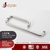 Hot sale stainless steel shower screen glass door handle HB-153