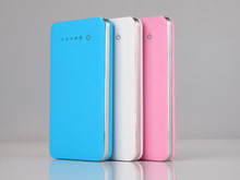 New hot fashion Ultra Thin ABS 8000mah power bank for smart phone, IPHONE 7