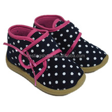 Hotsale Toddler Baby Girl Comfortable Sneakers Soft Canvas Shoes