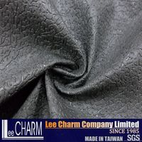 100% Polyester Leather Decorative Upholstery Fabric