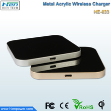 Wireless charger for blackberry for iphone 5 5s 5c sumsung s4 s5 note 2 3 galaxy s4 s3 lumia 920 820 nexus 4 5 7 etc