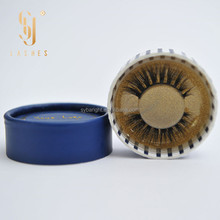 blink lash korea silk false eyelashes manufacturer round eyelash packaging