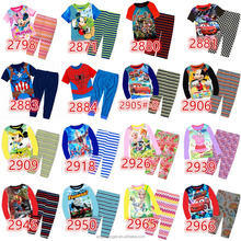 8-12 year big kids cartoon animal pajamas 2798-2966