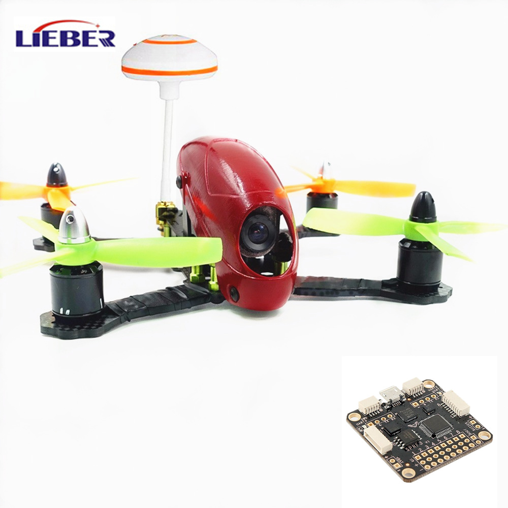 1set AN-2 LB-HAWK180MM 2.4g 6-axis gyro FPV Multicopter with LED light and HD camera