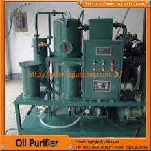 ZLA vacuum transformer oil purifier for purifying transformer oil