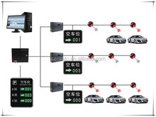 automated parking system for Accurate Space Detection
