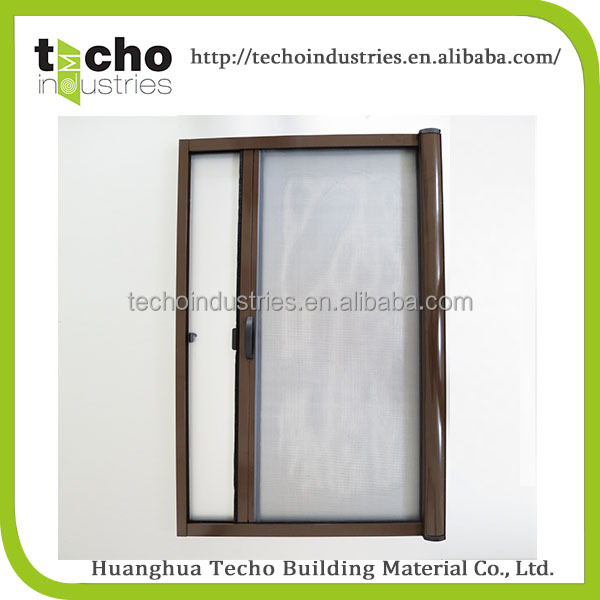 China wholesale market accordion screen door