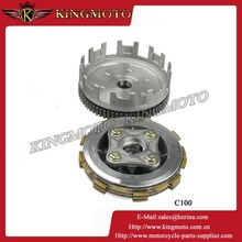 Chinese 200cc Motorcycle Engine Parts Clutch Assy KM008