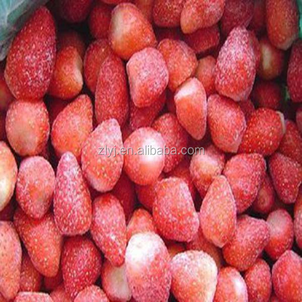 Hot sale wild sweet flavor Frozen Strawberry