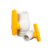 New Products Factory Wholesale Building Materials Bathroom Garden Mini Body Plastic China Suppliers Tap UPVC PVC Ball Valve