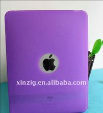 factory price colorful silicone case for IPAD