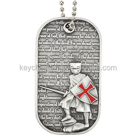 Souvenir gifts Armor Of God Dog Tag