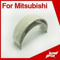 S6A S6A2 diesel engine main bearing for Mitsubishi marine engine