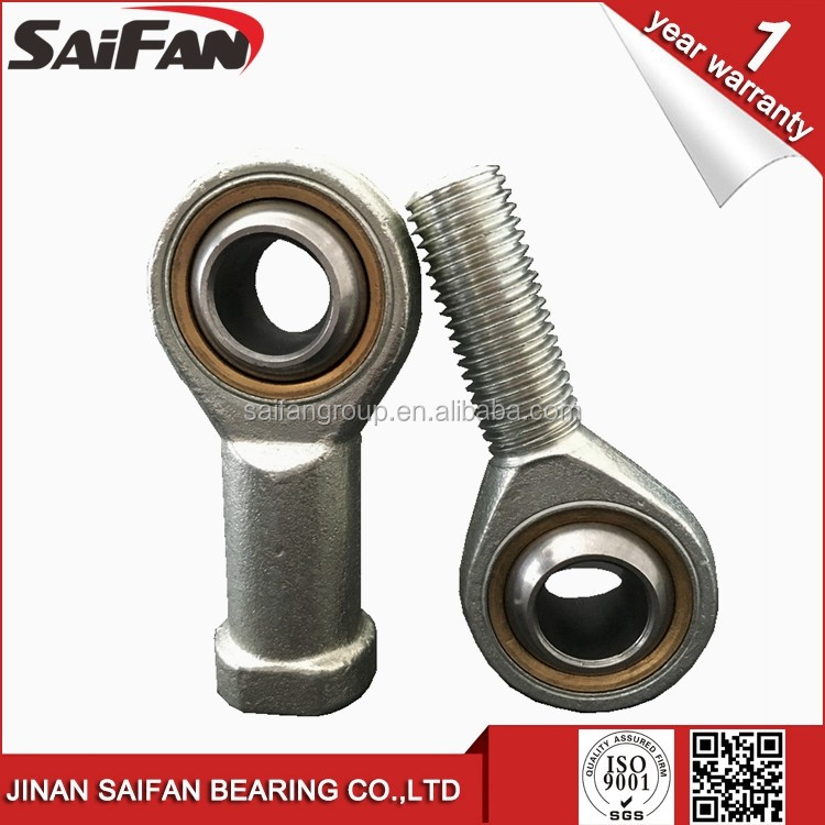 Rod End Bearing PHS5 PHS8 Rod End Ball Joint Bearing PHS10 PHS12 Spherical Plain Bearing