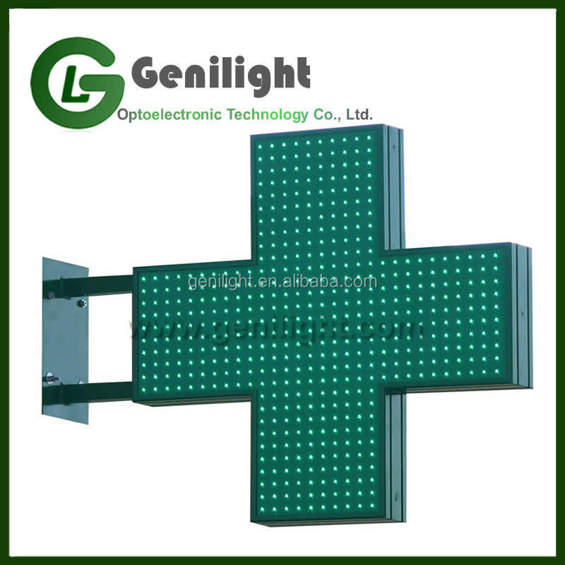 outdoor LED Cross pharmacy charger