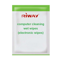 Disposable Screen Cleaning Wet Wipes