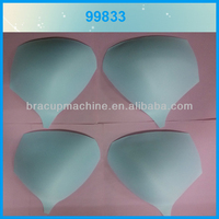 HJ-99833 Big Size Bra Cup for Lingerie Making
