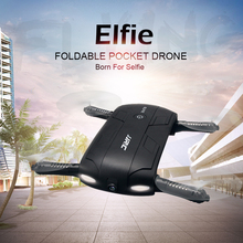 JJRC H37 EIfie 2.4G 6Axis Selfie WIFI Real-time Transmission Foldable Remote Control Drone with Camera