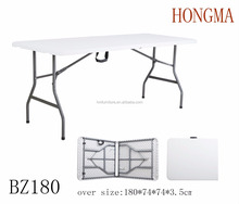 hongma folding tables for weddings folded table banquet