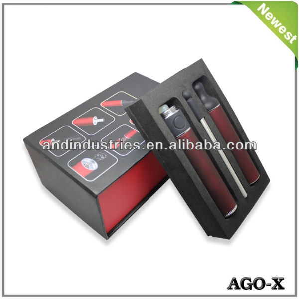 AGO X best dry herb vaporizer or ago g5 dry herb vaporizer,ago x starter kit e vaporizer factory direct selling