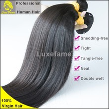 Guangzhou factory price wholesale 6a cheap sliky straight virgin remy hair indian hairstyle for long hair