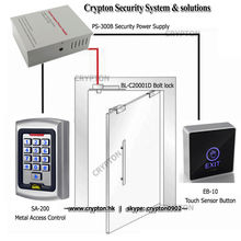 Waterproof China Factory Manufacturer access control system,RFID/ID/IC/Fingerprint optical door access control system