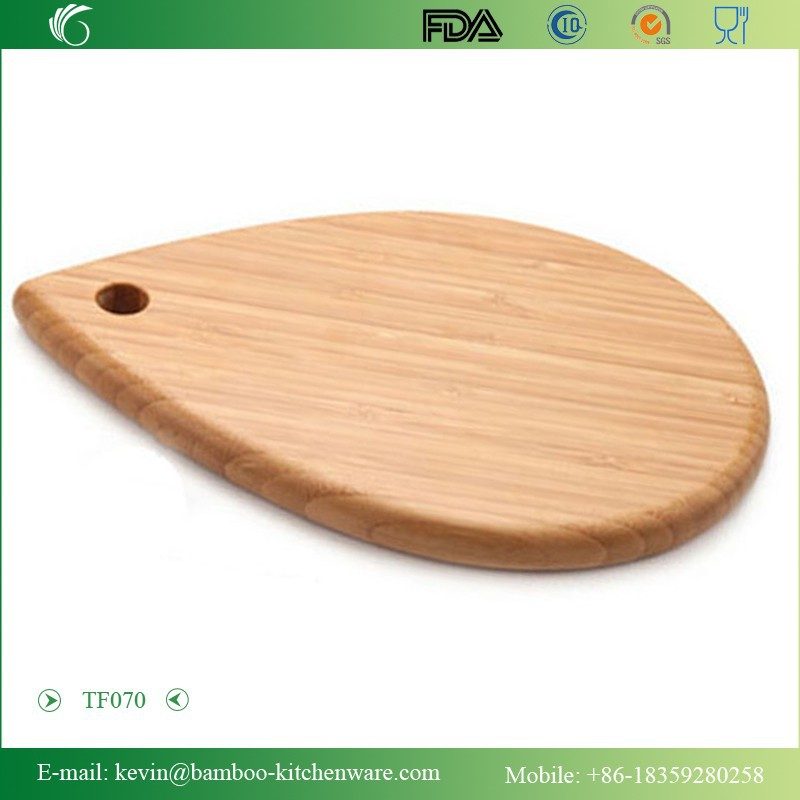 TF070/Lightweight marble cheese cutting board /morden kithenware wholesale wooden block steak plate with hole