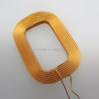Golden Eagle Magnetic Copper Wire Motor Coil
