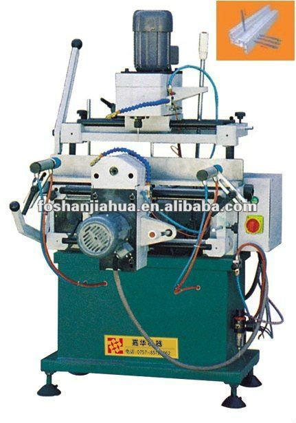 Double head copy-routing Milling for Aluminum and pvc doors and windows machine