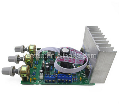 Heavy bass module TDA2030A Subwoofer module Audio Power amplifier board Compatible LM1875
