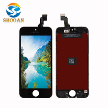 foxconn factory display and touch screen digitize for iphone5s,original LCD screen for iphone 5s dispaly