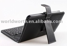10inch tablet pc Keyboard Flip Stand Case Cover USB Keyboard fit to 10inch tablet pc