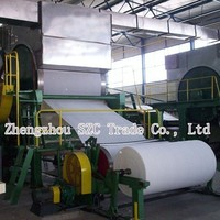 Papermaking Equipment Of 787 Toilet Tissue