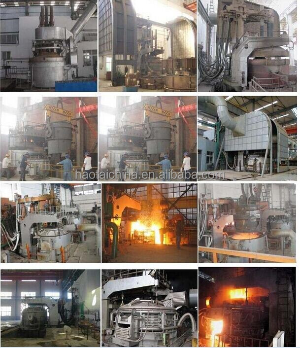 EAF-120t Electric Arc Furnace price