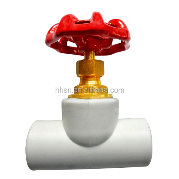 106 PPR body gate valve for water