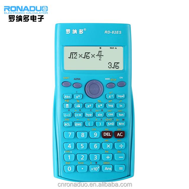 porpo scientific calculator 403 function calculator fx-991es