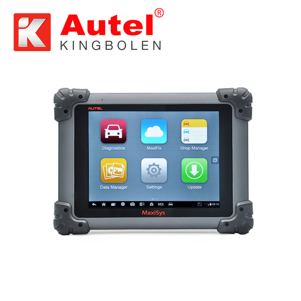 2017 Original AUTEL MaxiSys Pro MS908P Automotive Diagnostic & ECU Programming System with J2534 reprogramming box