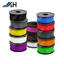 RoHS 1.75mm 3mm ABS PLA 3D Printing Filament