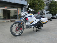 5000w police use electric motorcycle