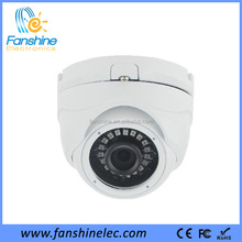 Fanshine 1MP 720P CMOS IR Plastic Mini Dome Night Vision Hidden AHD Camera
