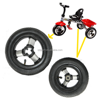 small children tricycle rubber wheel